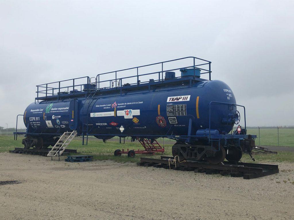 Railcar Exterior